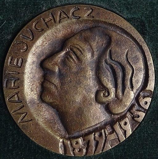 Historisches - Maria Juchacz Plakette